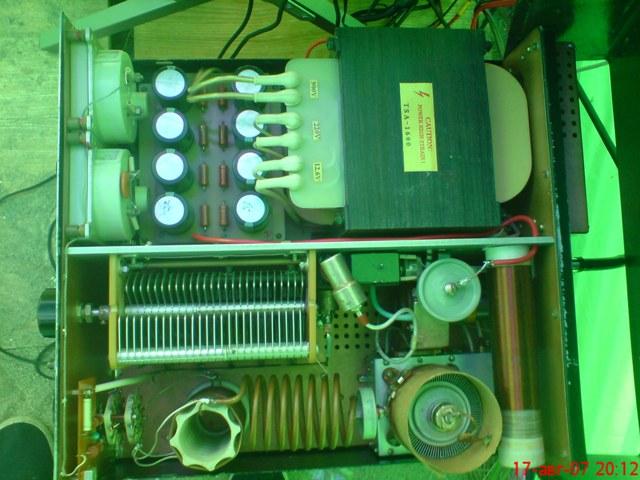 PA GU-74 PA GU-74 inside